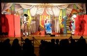 劇団め組の公演の様子